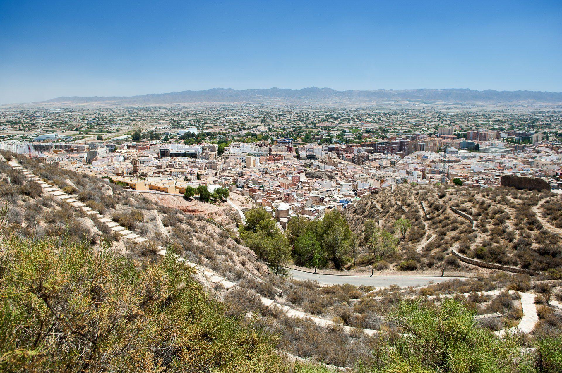Lorca – Voormalige frontstad in de provincie Murcia