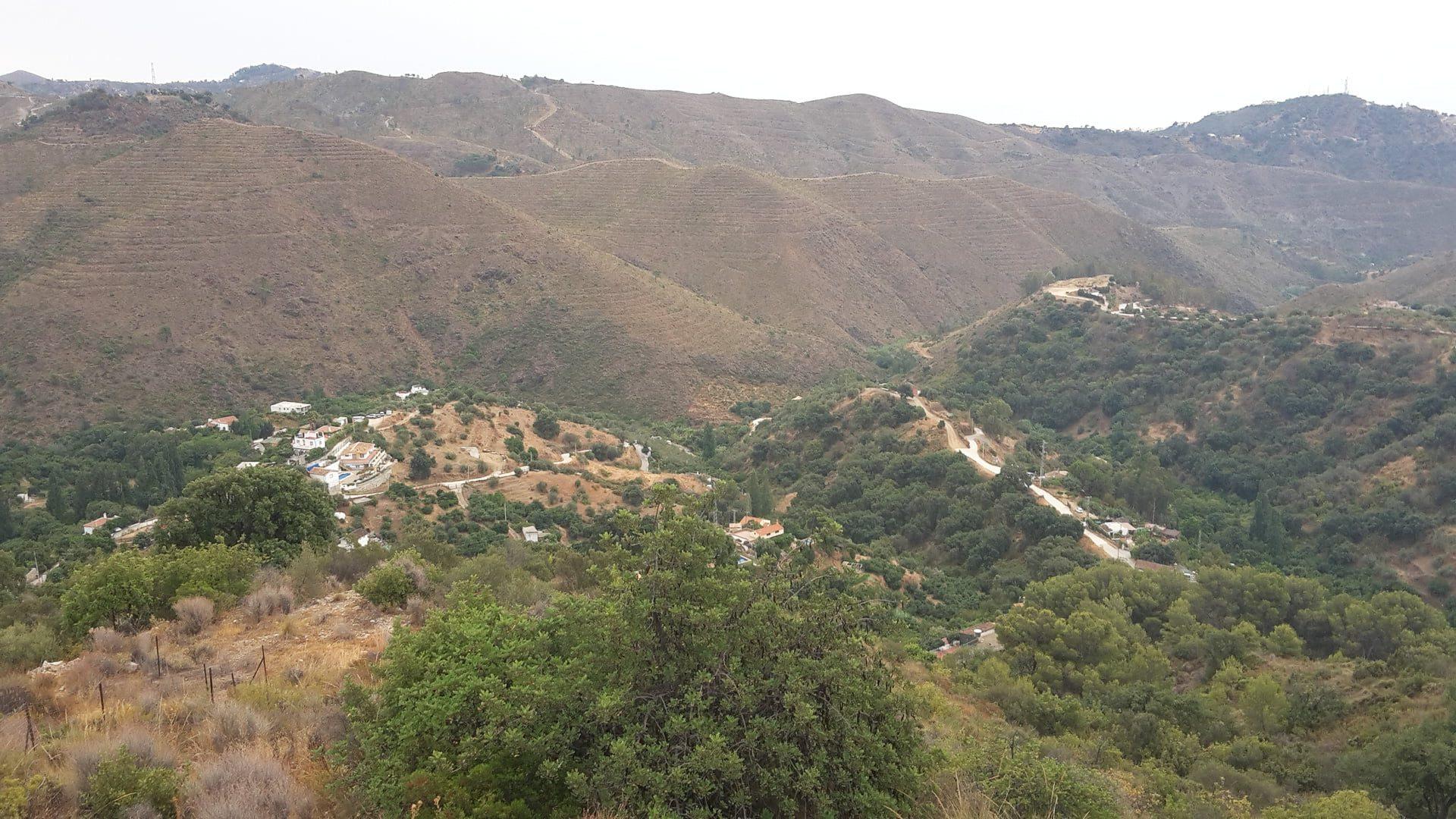 Door de Sierra de las Nieves – Route A366 en A397