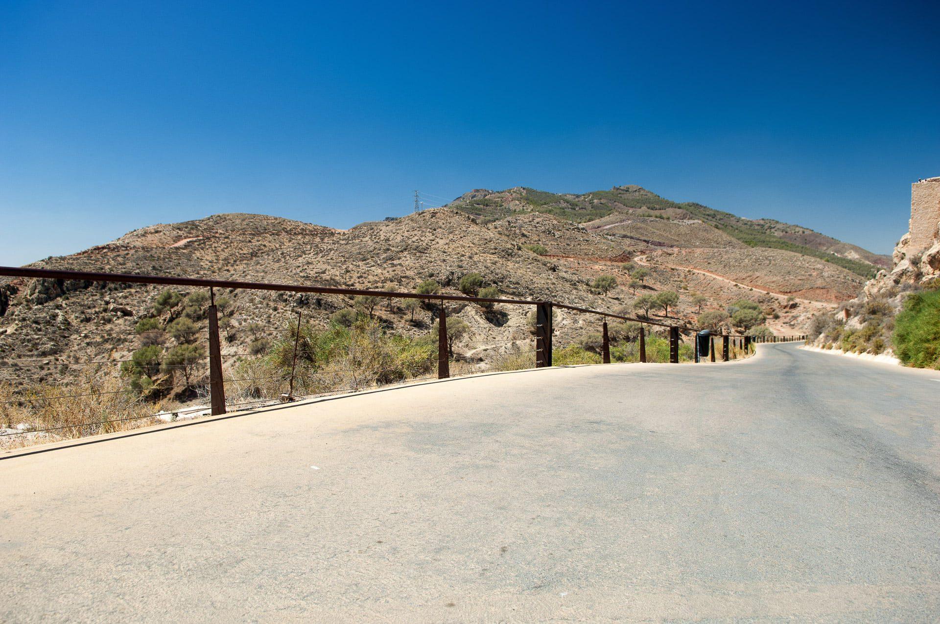 Van Murcia naar Alméria – Route A7