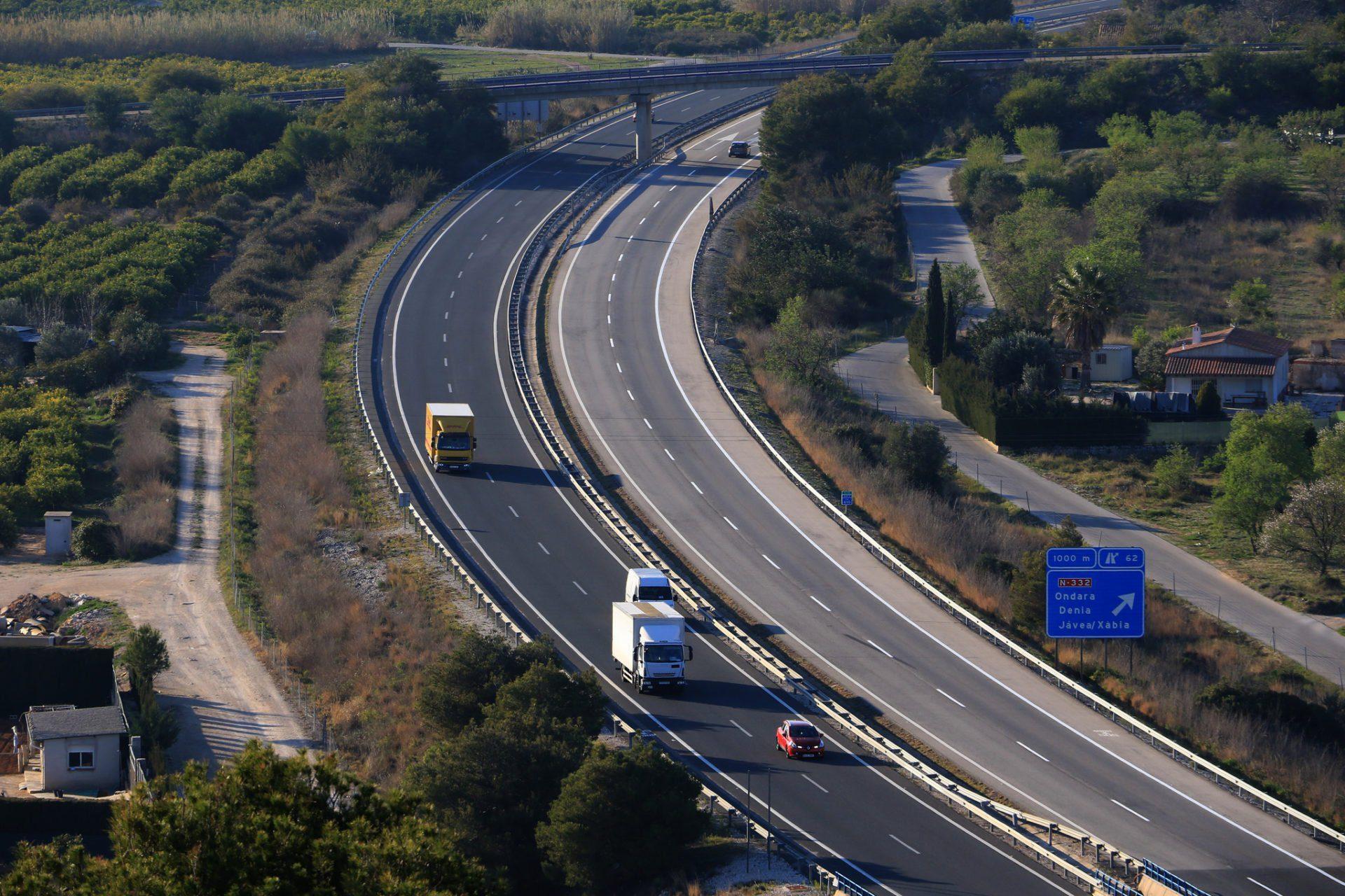 Route A-7, Autovía del Mediterráneo