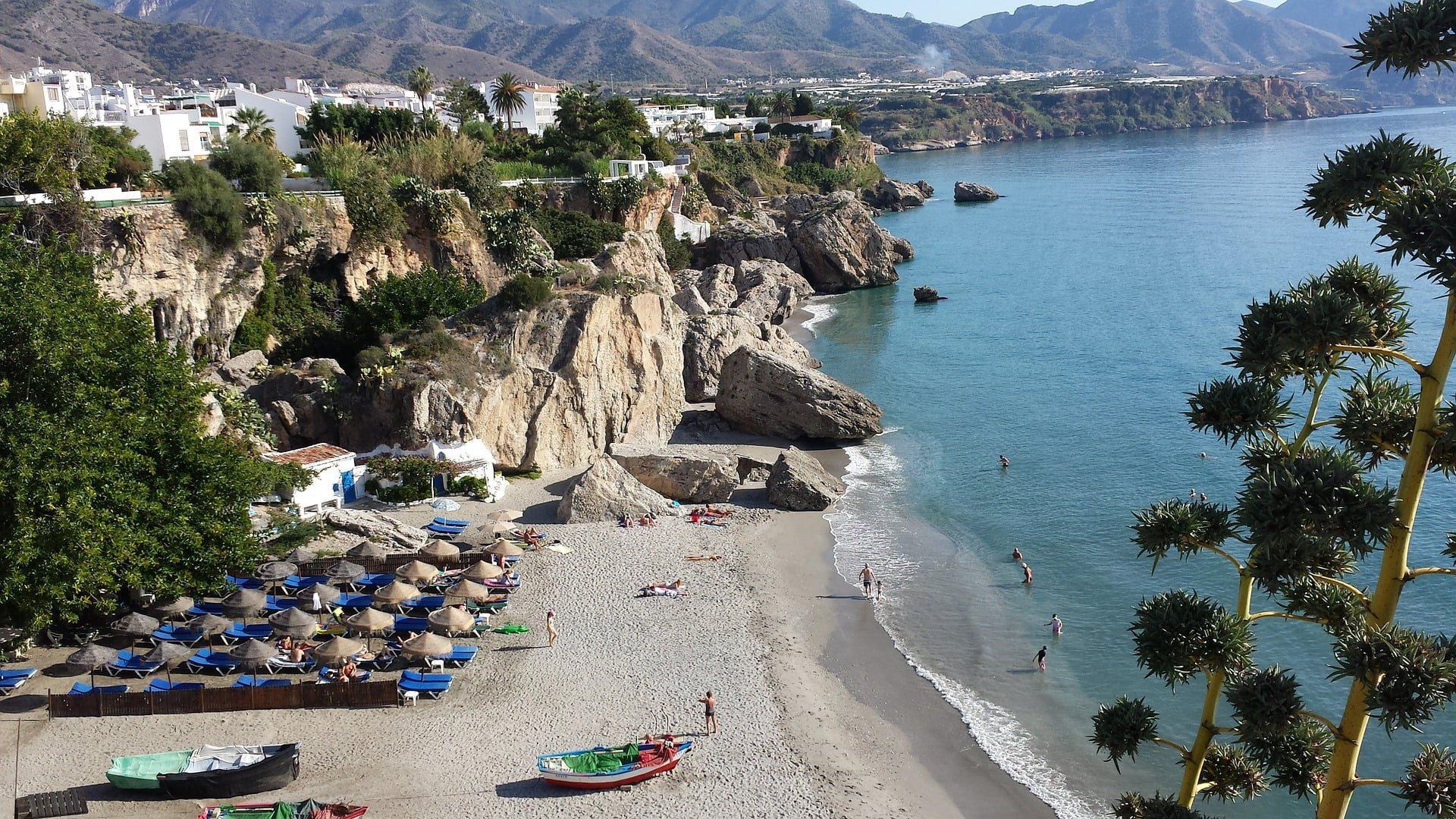 Waar wil je naar het strand aan de Costa del Sol?