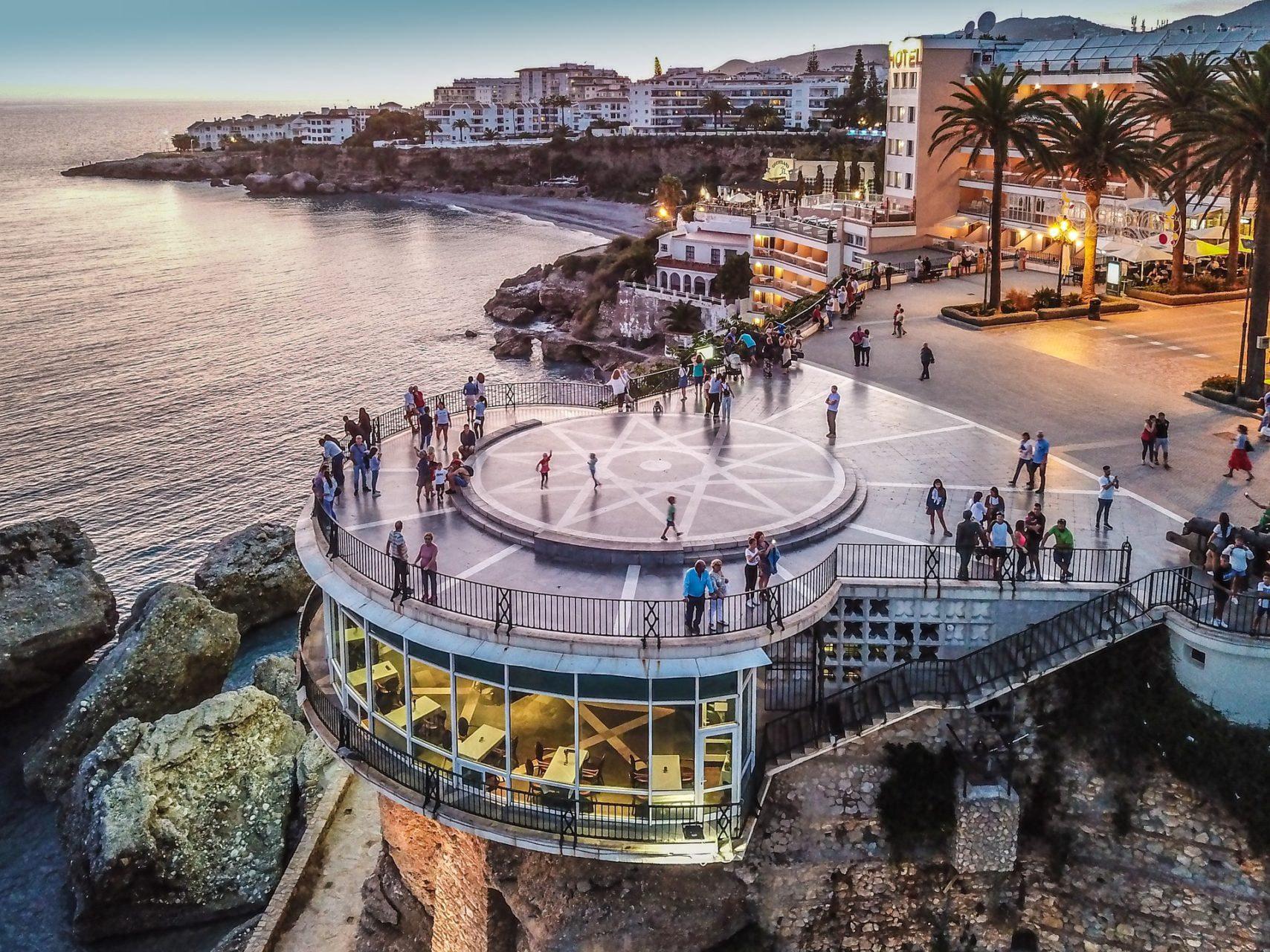 Zijn er mooie plekken aan de Costa del Sol?