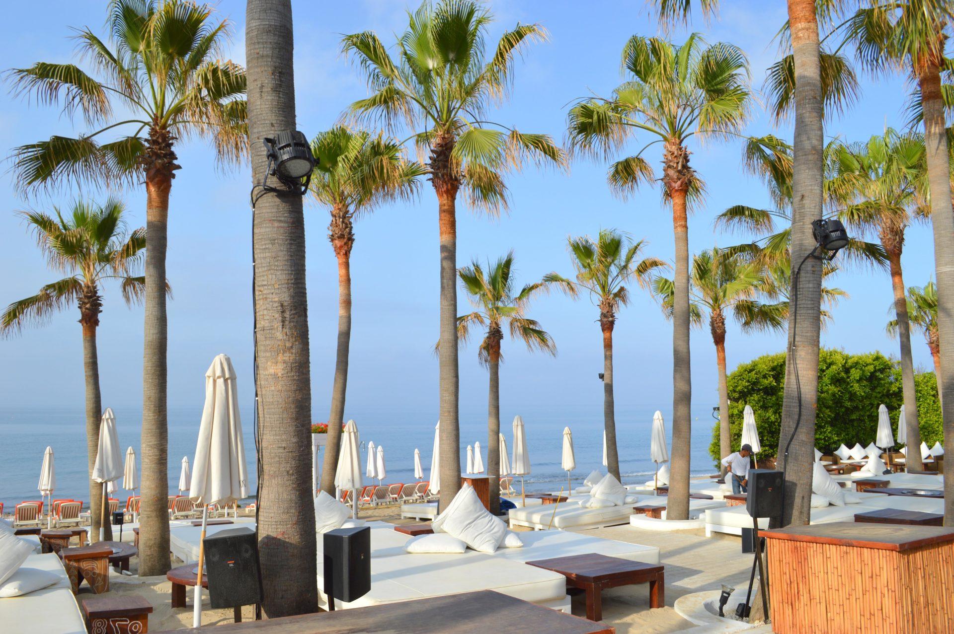 De hipste stranden voor de rich & famous