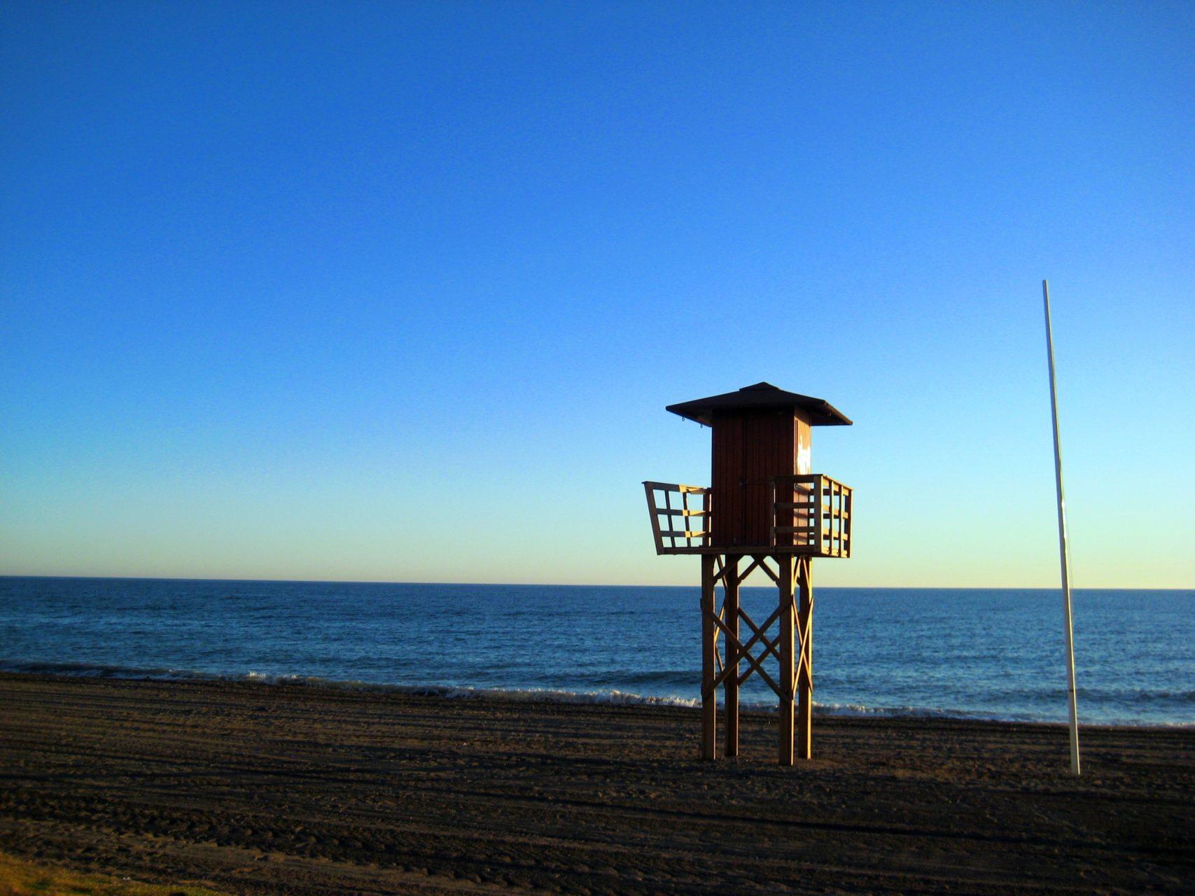 Naar welke stranden gaan de locals aan de Costa del Sol?