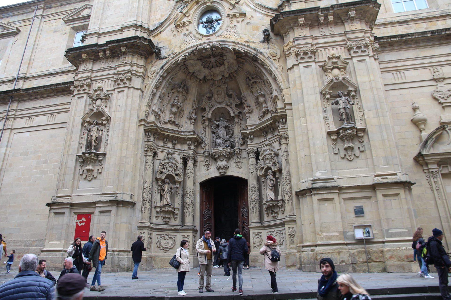 Op de Harley naar San Sebastian en Pamplona