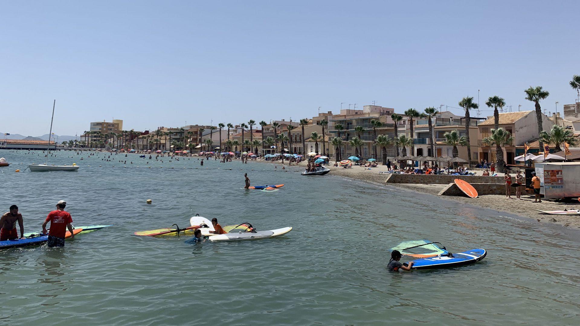 De geneeskrachtige werking van La Manga del Mar Menor