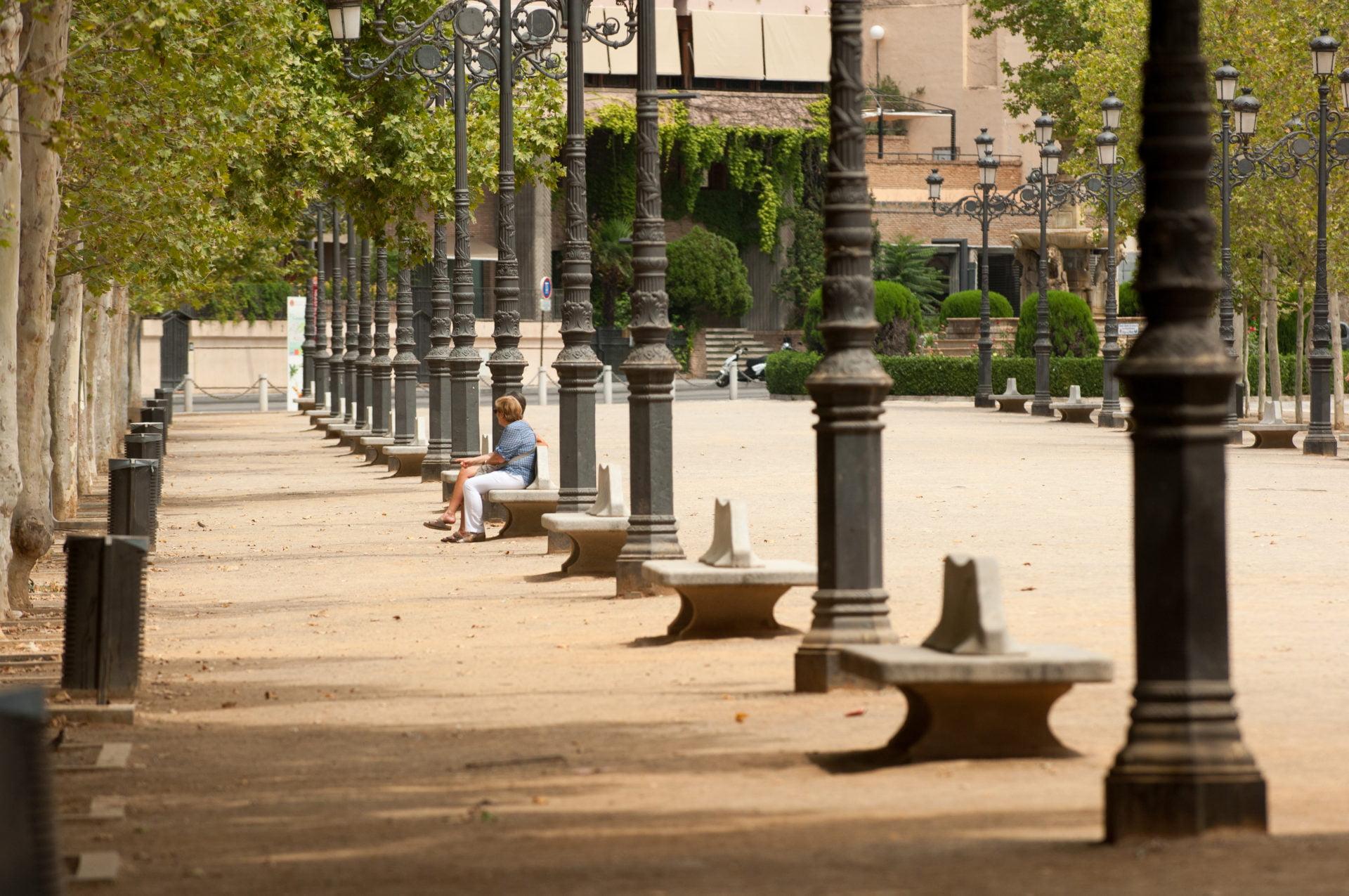 De 8 leukste pleinen in Granada