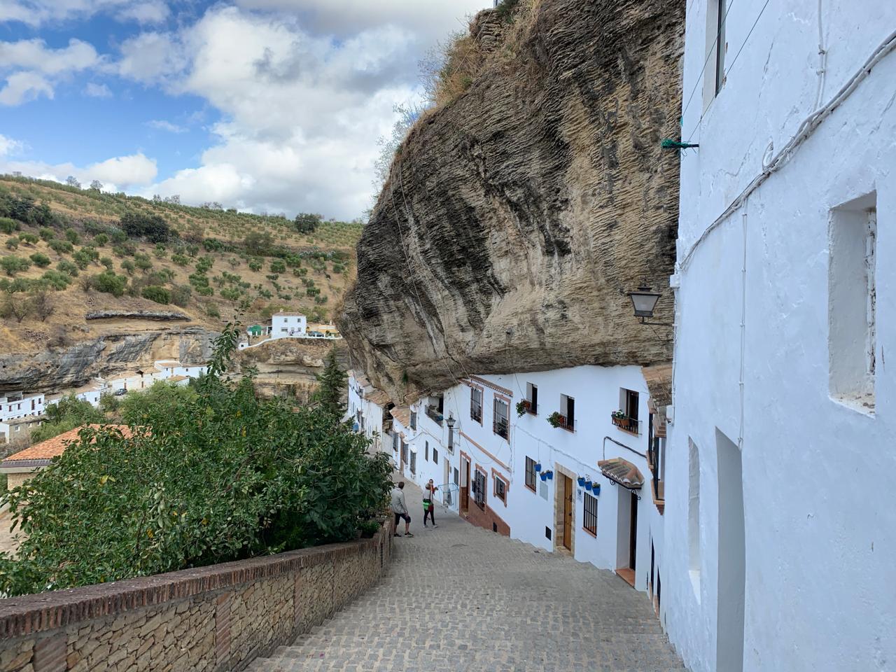 Het loopt bij mij vaak anders… Zeker in Spanje