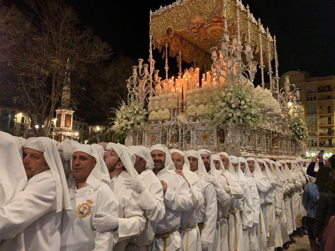 Semana Santa in Málaga – Een surrealistisch schouwspel