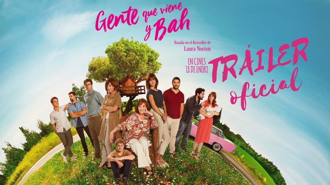Gente Que Viene y Bah – Feel good movie
