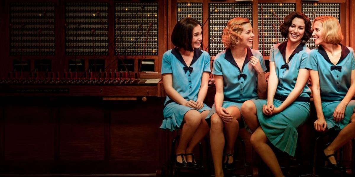 Las chicas del cable – 6 seizoenen op Netflix