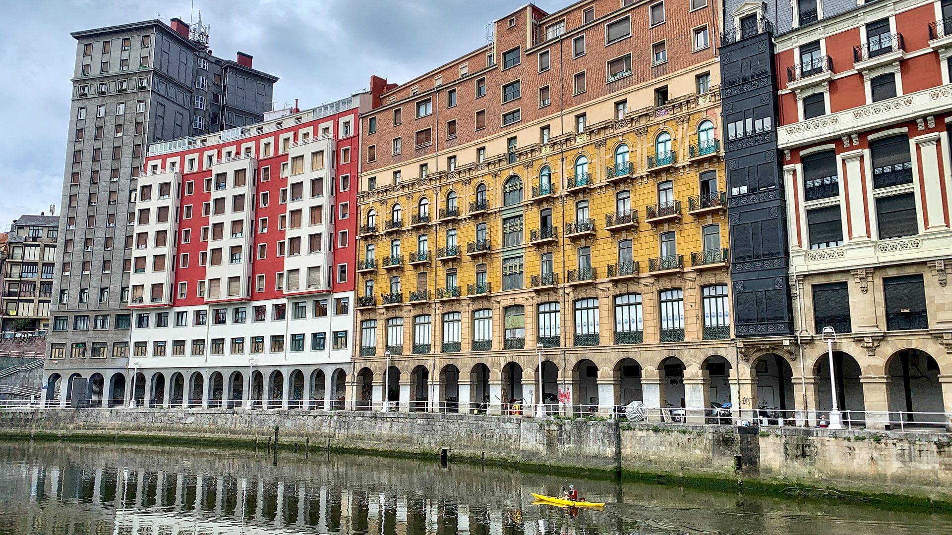 Bilbao – Lekker shoppen in Mercado de la Ribera en het oude centrum