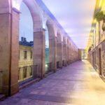 Het Middeleeuwse Vitoria-Gasteiz - alinea de noche1