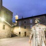 Het Middeleeuwse Vitoria-Gasteiz - alinea de noche2