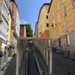 Het Middeleeuwse Vitoria-Gasteiz - alinea roltrap2
