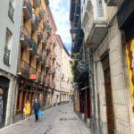 Het Middeleeuwse Vitoria-Gasteiz - alinea wimpers1