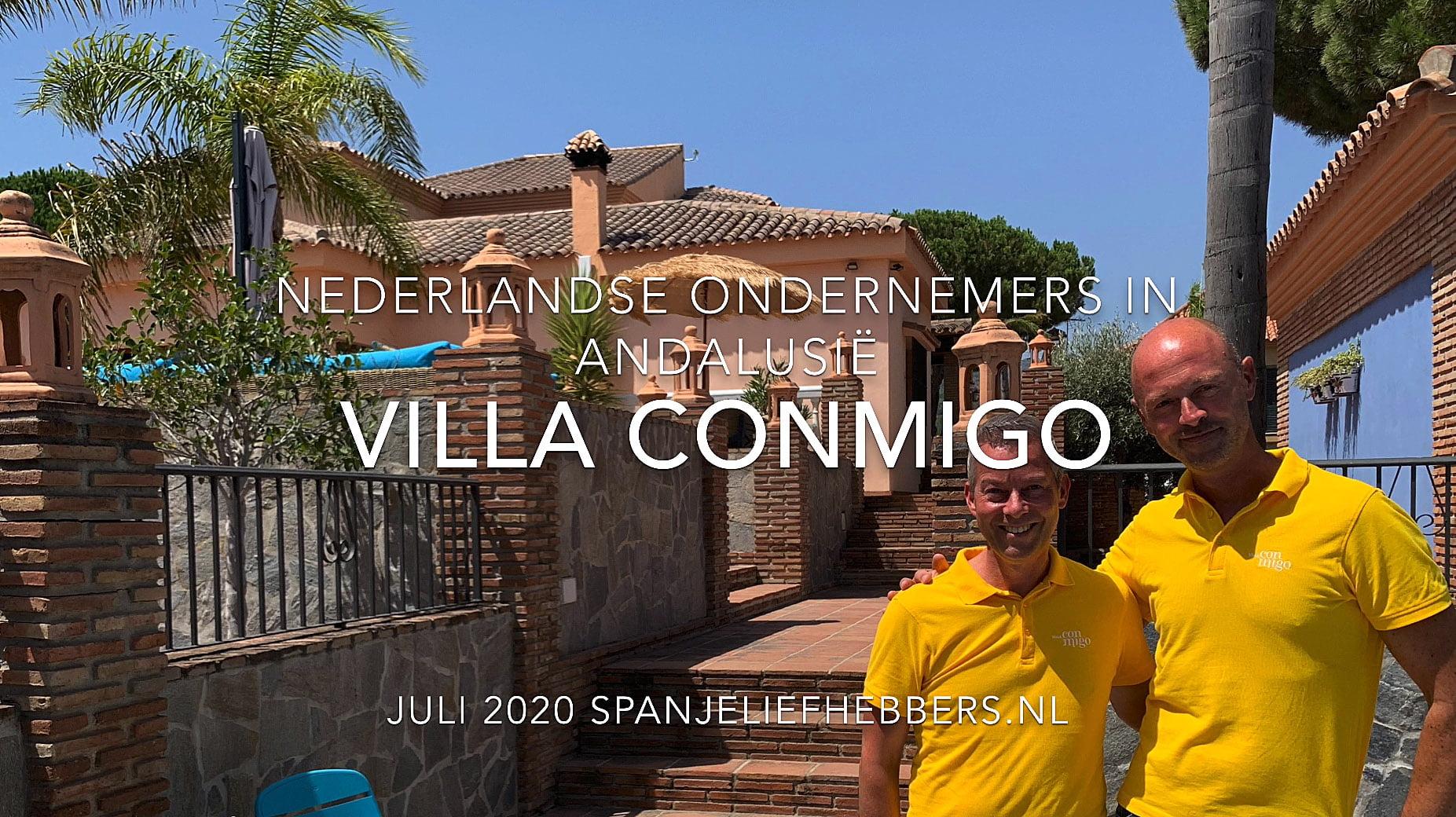 Op bezoek bij Edwin en Dennis van Villa Conmigo