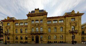 Escuela de Artes y Oficios (nu het hoofdkwartier van het postkantoor)
