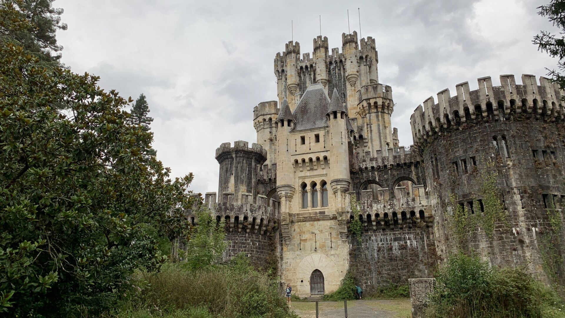 In sprookjesland dankzij Castillo de Butrón