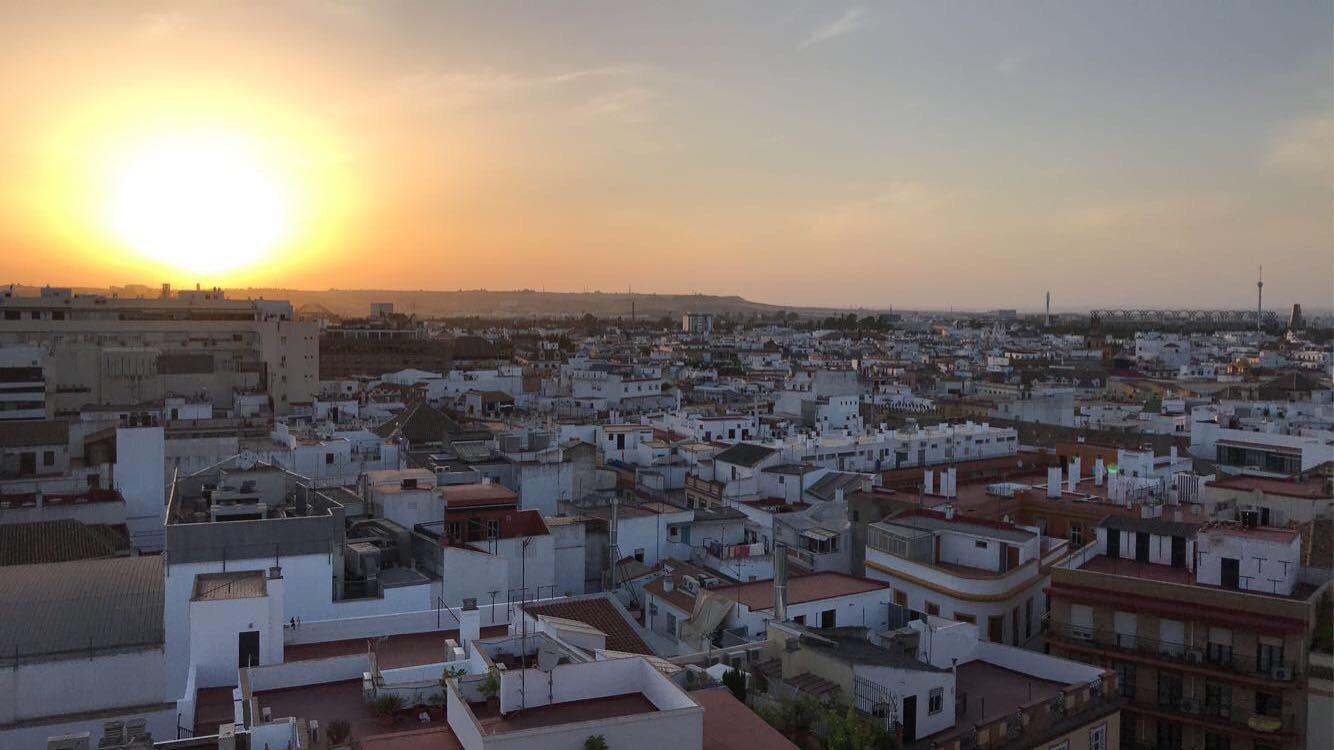 Wonen en studeren in Sevilla