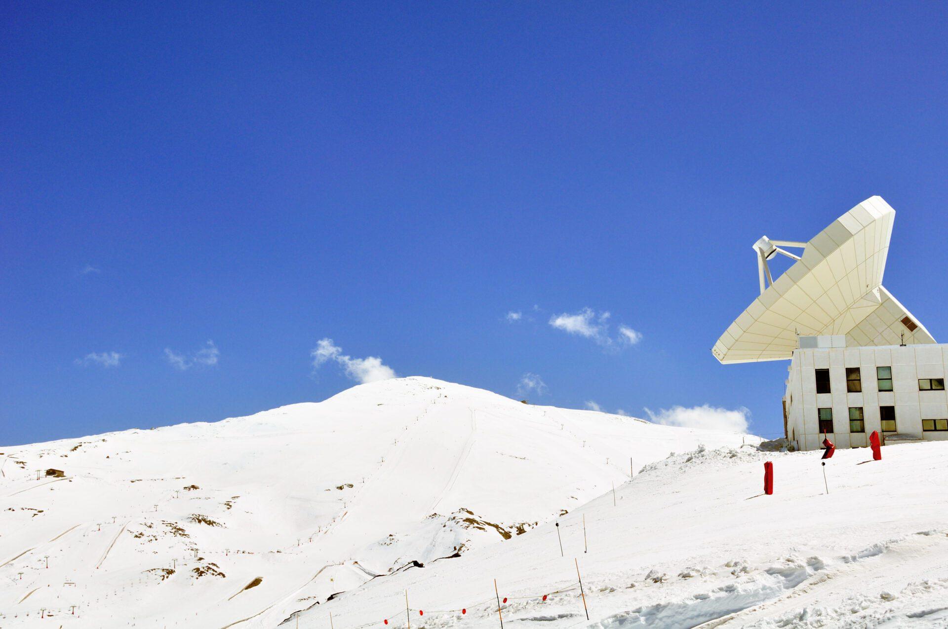 Een witte droom: skiën in de Sierra Nevada