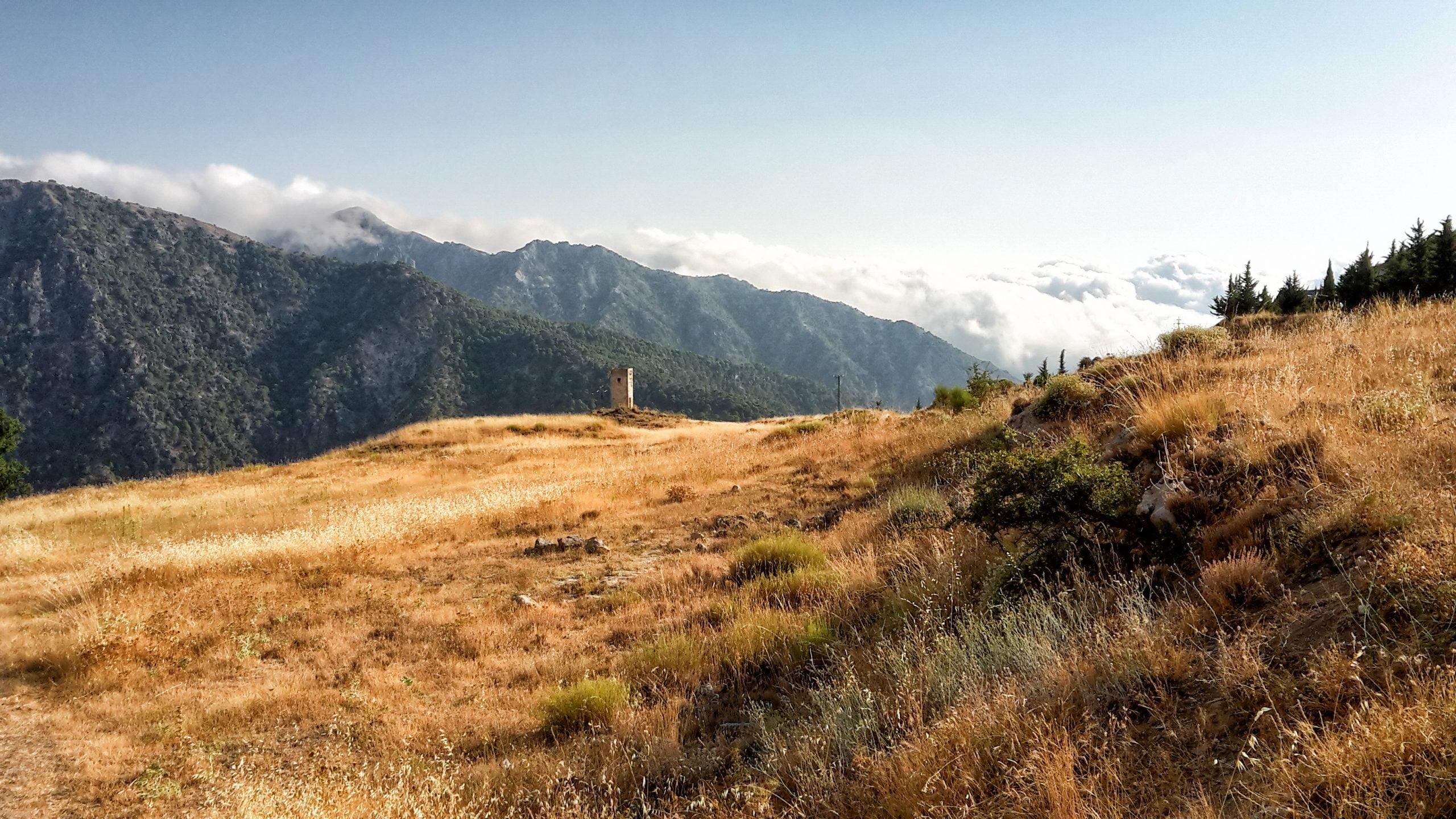 Ontdek de adembenemende Sierra Nevada