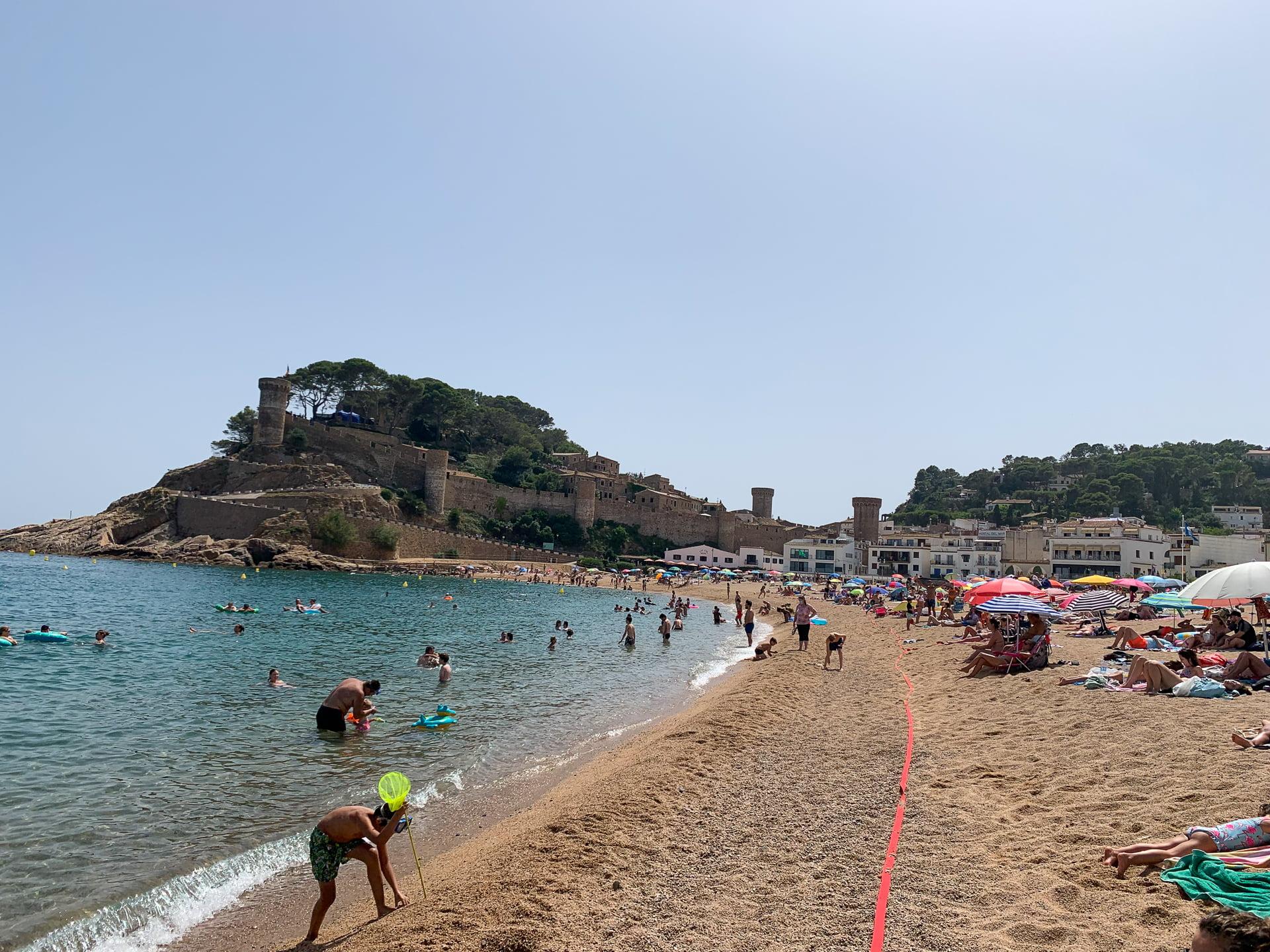 De ideale vakantie in Tossa de Mar