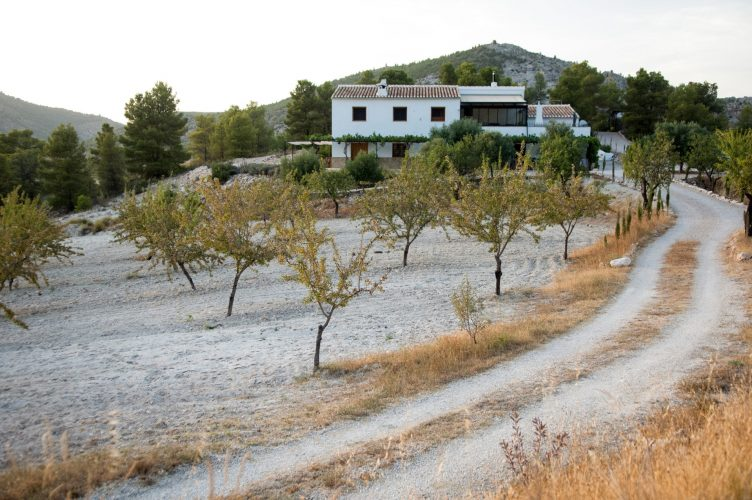 12 Toffe overnachtingsadresjes in Andalusie-Cortijo Blanco