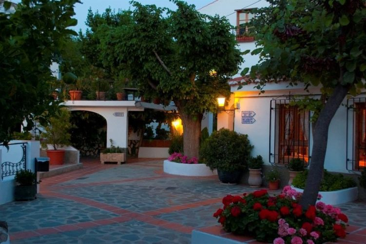 12 Toffe overnachtingsadresjes in Andalusië-Hotel Alcadima