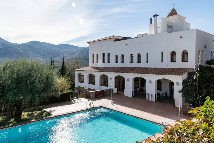 12 Toffe overnachtingsadresjes in Andalusië-Laujar de Andarax