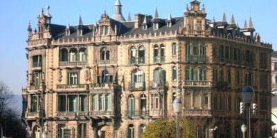 De paleizenroute door Bilbao - Palacio Chávarri