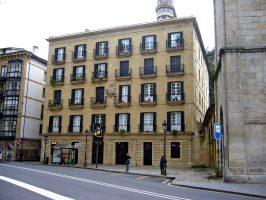 De paleizenroute door Bilbao - Palacio Gomez de la Torre