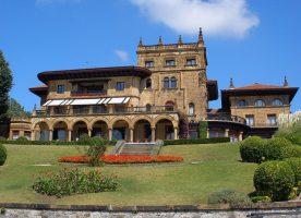 De paleizenroute door Bilbao - Palacio Lezama Leguizamón