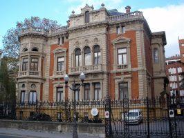 De paleizenroute door Bilbao - Palacio de Olábarri